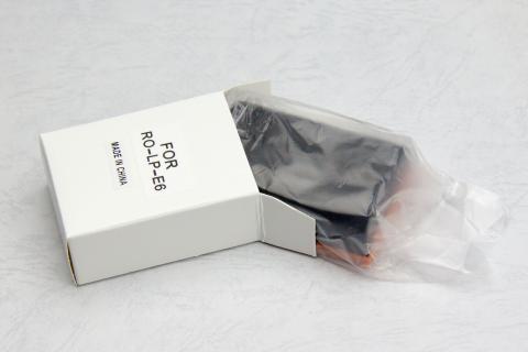 ROWA LP-E6 箱