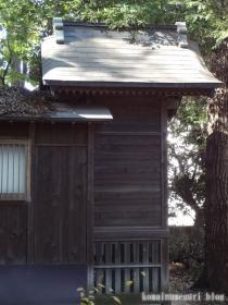 八坂神社(武蔵野市境)5