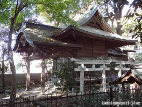 八坂神社(武蔵野市境)4
