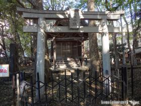 八坂神社(武蔵野市境)1