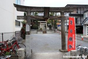 浅間神社(練馬区北町)1