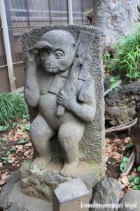 浅間神社(練馬区北町)14