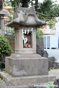 浅間神社(練馬区北町)19