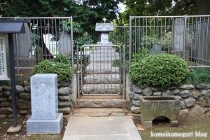 徳丸北野神社(板橋区徳丸)5