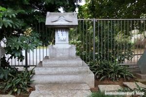 徳丸北野神社(板橋区徳丸)7