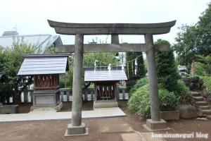 徳丸北野神社(板橋区徳丸)18