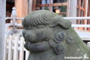徳丸北野神社(板橋区徳丸)31