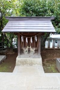 徳丸北野神社(板橋区徳丸)21