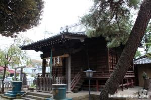 四葉稲荷神社(板橋区四葉)12
