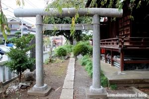 四葉稲荷神社(板橋区四葉)18