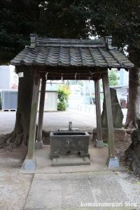 四葉稲荷神社(板橋区四葉)9