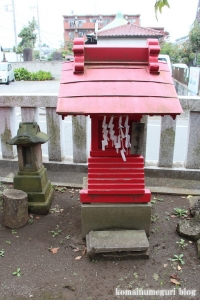 四葉稲荷神社(板橋区四葉)17
