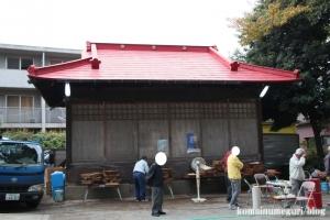 大松氷川神社(練馬区北町)23