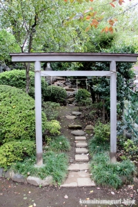 大松氷川神社(練馬区北町)4