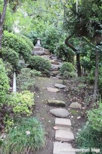 大松氷川神社(練馬区北町)6