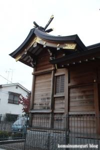 大松氷川神社(練馬区北町)18