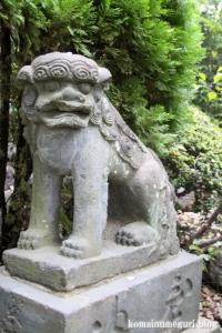 大松氷川神社(練馬区北町)8