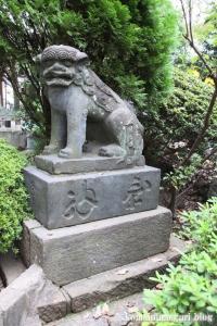 大松氷川神社(練馬区北町)7
