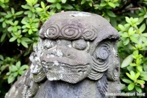 大松氷川神社(練馬区北町)22