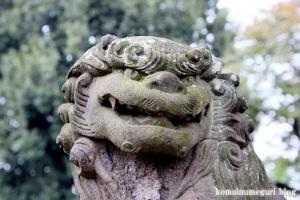 氷川神社(練馬区高野台)21