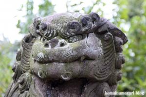氷川神社(練馬区高野台)23