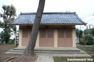 氷川神社(練馬区高野台)24