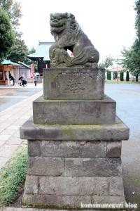 氷川神社(練馬区高野台)12