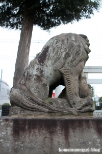 氷川神社(練馬区高野台)14
