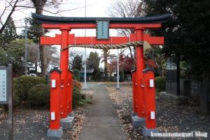 三ケ島稲荷神社(所沢市三ケ島)3