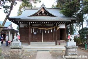 三ケ島稲荷神社(所沢市三ケ島)7