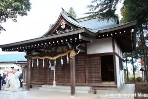 三ケ島稲荷神社(所沢市三ケ島)11