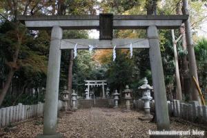 北野天神社(所沢市小手指元町)4
