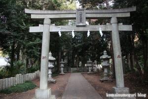 北野天神社(所沢市小手指元町)6