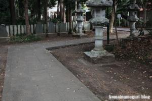 北野天神社(所沢市小手指元町)8