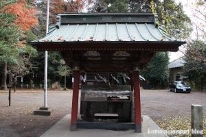北野天神社(所沢市小手指元町)11