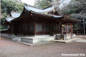 北野天神社(所沢市小手指元町)13