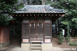 北野天神社(所沢市小手指元町)15