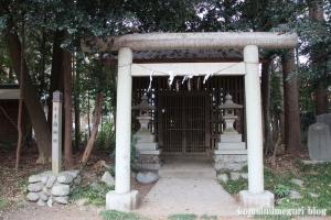 北野天神社(所沢市小手指元町)18
