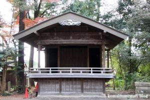 北野天神社(所沢市小手指元町)24