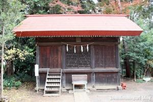 北野天神社(所沢市小手指元町)25
