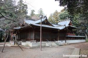 北野天神社(所沢市小手指元町)30