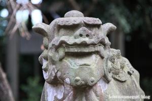 北野天神社(所沢市小手指元町)39