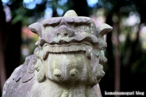 北野天神社(所沢市小手指元町)40