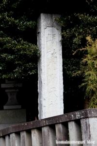 北野天神社(所沢市小手指元町)2