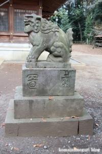 北野天神社(所沢市小手指元町)31
