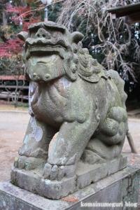 北野天神社(所沢市小手指元町)32