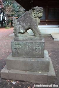 北野天神社(所沢市小手指元町)35