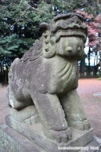 北野天神社(所沢市小手指元町)36