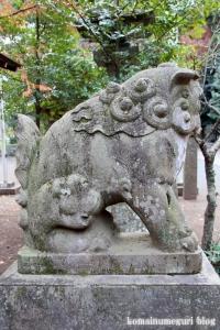 北野天神社(所沢市小手指元町)33