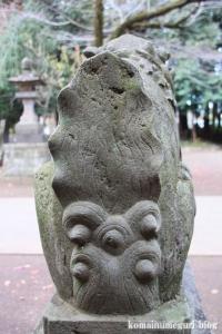 北野天神社(所沢市小手指元町)34
